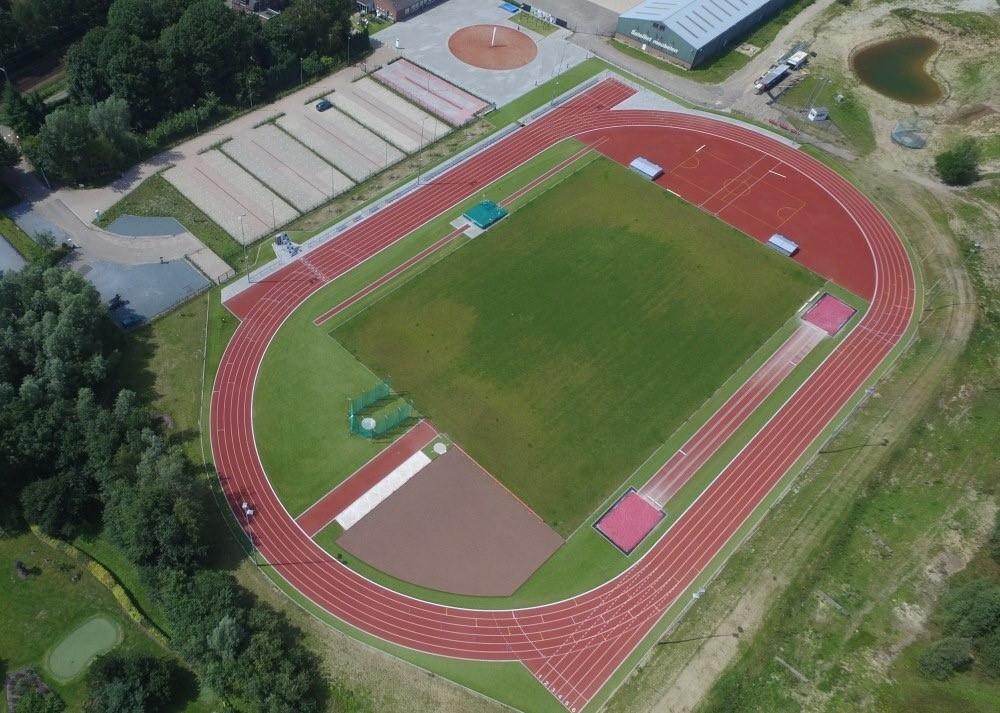 luchtfoto Spiridon