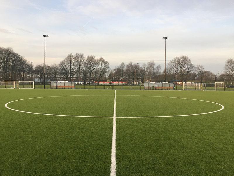 Voetbal complex – Tilburg Image