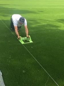 FC Lienden - GreenFields MX Elite installatie (2)