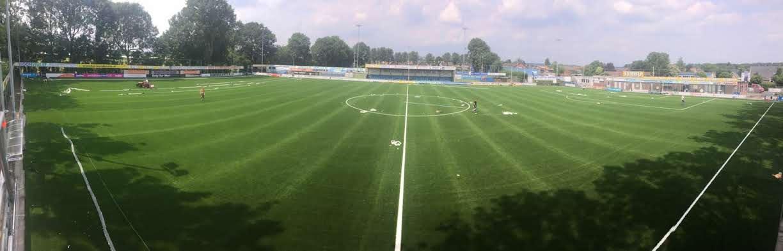 GreenFields MX Elite voor FC Lienden