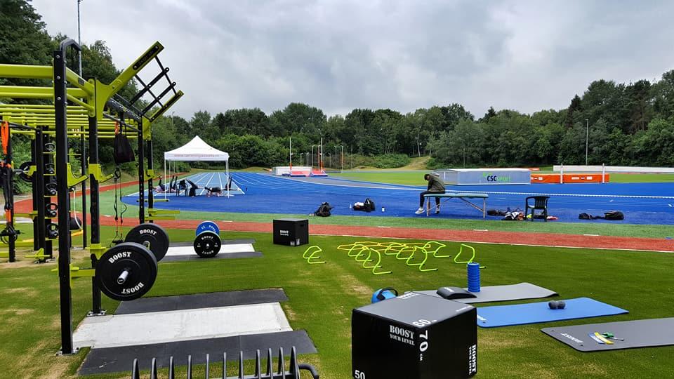Nieuwe atletiekbaan in Papendal vervult alle wensen