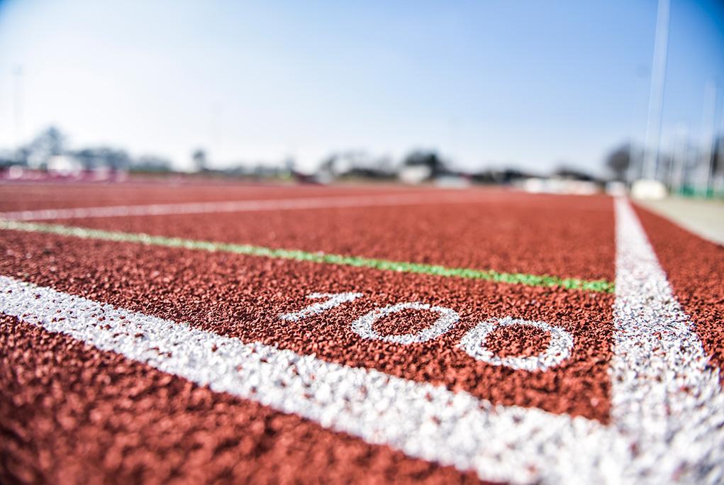 Nieuwe atletiekbaan voor Atletiek Afdeling Alblasserdam